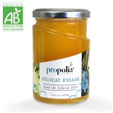 Organic Linden Honey 400g