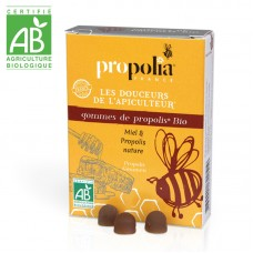 Propolis-Honey Organic pastilles