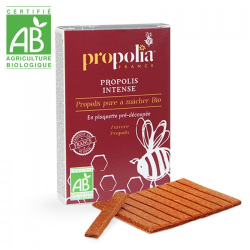 Organic Propolis to Chew