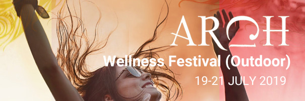 Arch En Route Wellness Festival ( Outdoor)
