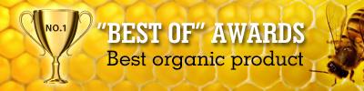 Best organic product