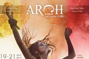 Arch En Route Wellness Festival