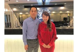 感謝城中名人現代美容集團創辦人Joyce Tsang對Propolia的支持及愛戴!