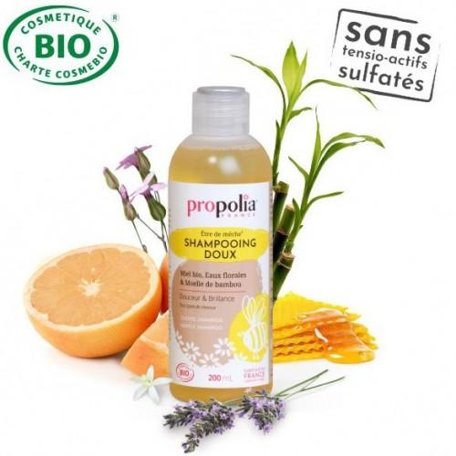 99% Natural Gentle Honey Shampoo